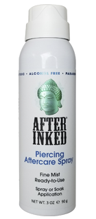 Piercing and Body Modification After Care Spray